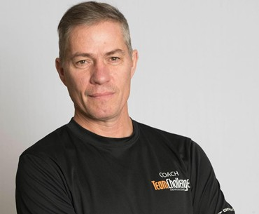 Dave McGovern Racewalking Coach Silver Level