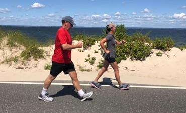 Bayville, NY World Class Racewalking Clinics