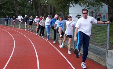 Campbell, CA World Class Racewalking Clinics