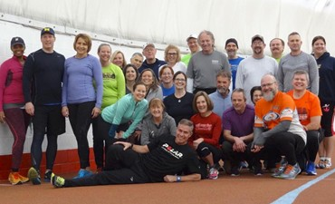 Canton, OH World Class Racewalking Clinics