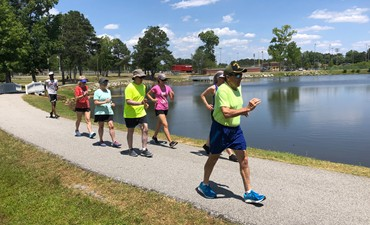 Douglasville, GA World Class Racewalking Clinics