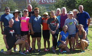 Galveston, TX World Class Racewalking Clinics