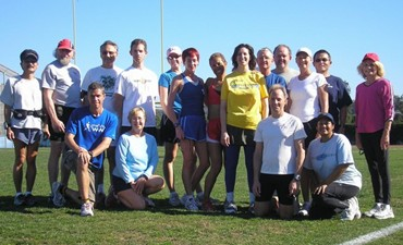 Los Angeles, CA World Class Racewalking Clinics